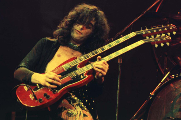 Jimmy Page Autobiography to be released in October 2014