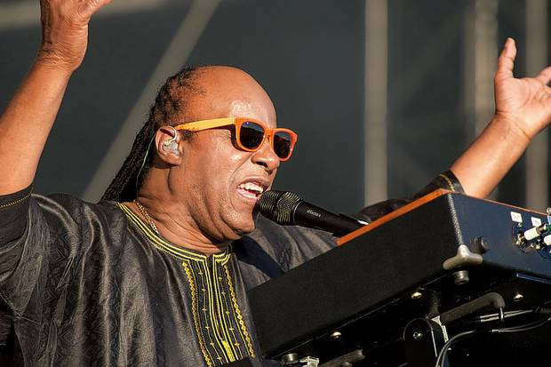 Live Review: Stevie Wonder's waves of Love at Calling Festival