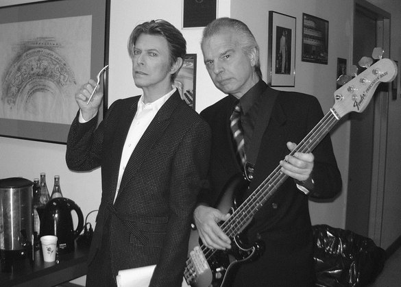 Tony Visconti brings on stage Bowie's The Man Who Sold The World in exclusive UK tour dates