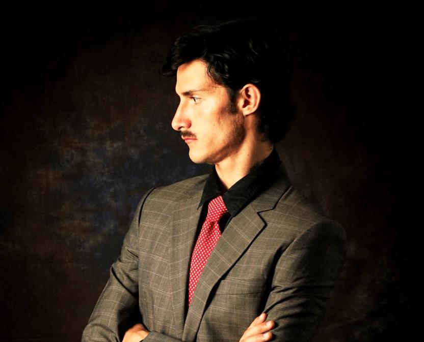 Sebastian Ortiz   Author