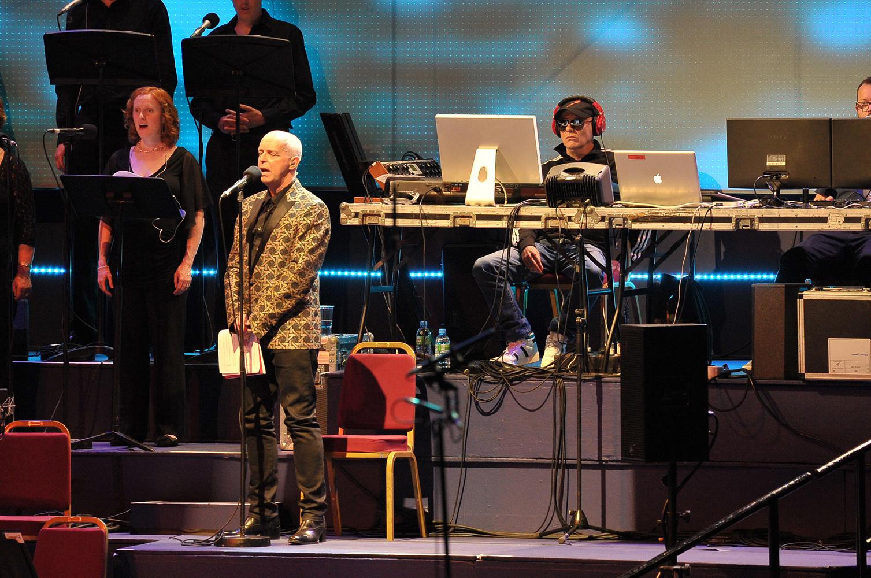 Pet Shop Boys remember Alan Turing at BBC Proms 8