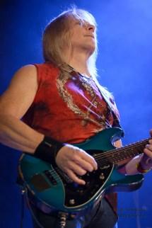Steve Morse - Flying Colors live in London Photo © 2014 Oscar Tornincasa for www.rebelmusic.info