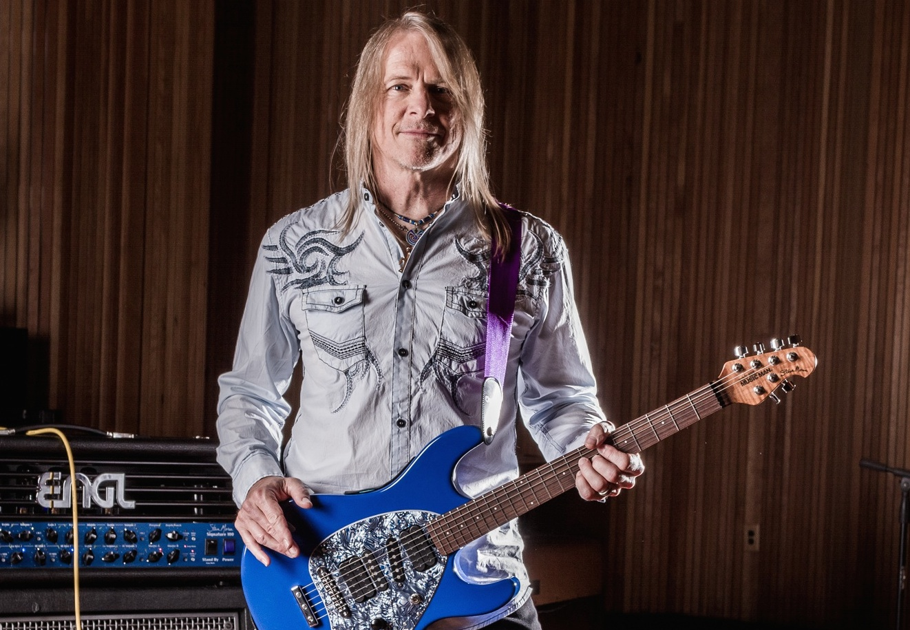Interview with Steve Morse of Deep Purple and Flying Colors