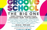 Groove School & We Love Vinyl present: The Big One