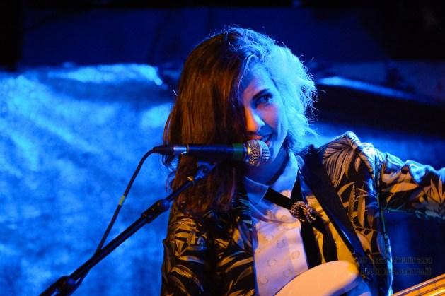 Cuckoolander live in London - Photo copyright by Oscar Tornincasa for rebelrebelmusic.com