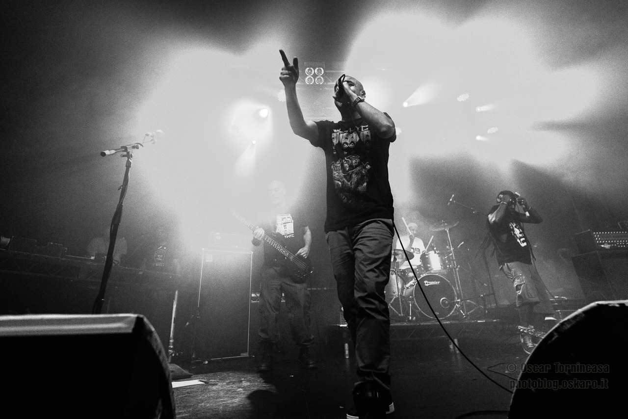 Live photo report: Asian Dub Foundation at the Electric Brixton