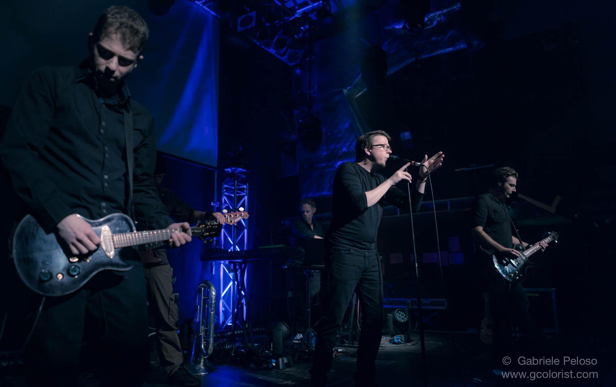 Live Review: Gazpacho at the O2 Academy Islington – November 2015