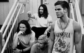 Icelandic rock band Kaleo featured on Spotify Rock Hits of 2016