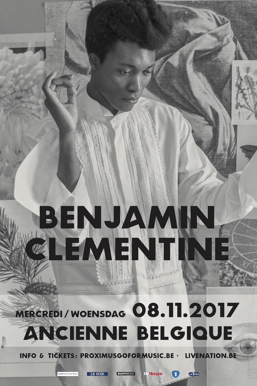 Benjamin Clementine shares exciting new single 'Jupiter'