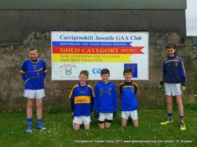 Carrigtwohill Easter Camp 4