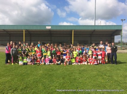newtownshandrum easter camp3