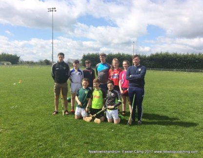 newtownshandrum easter camp6