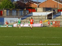Munster U17 Football Semi-Final Cork v Limerick