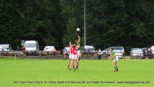 Cork East City V Kerry (2)