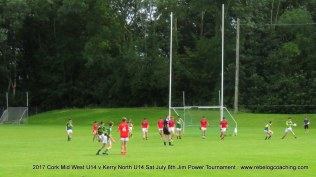 Cork Mid West U14 V Kerry North 8th July (26)