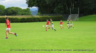 Cork Mid West U14 V Kerry North 8th July (29)