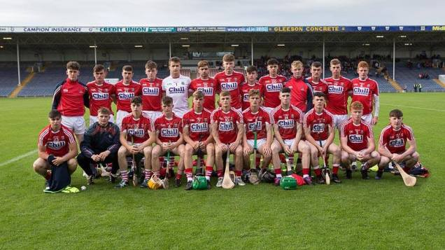 Photo by Carrigtwohill Sports Photography