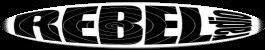 Rebel Radio oval Logo