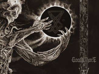 Goatwhore's Vengeful Ascension CD album cover