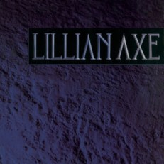 Lillian Axe's self-titled album cover