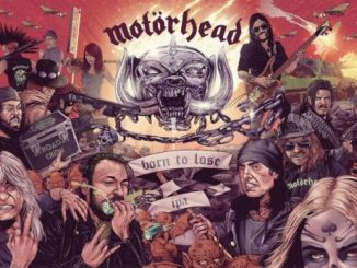 Motorhead picture with a bunch of people