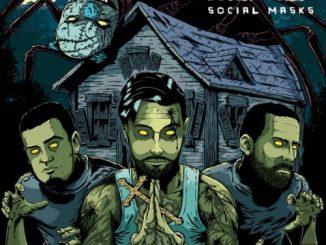 SREDNEP Social Masks album cover