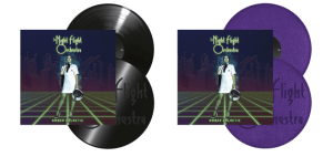 The Night Fight Orchestra CD colection