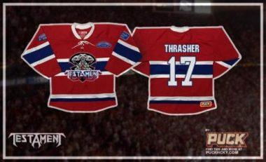 Testament hockey jerseys