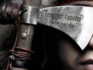 Tengger Cavalry's new album cover