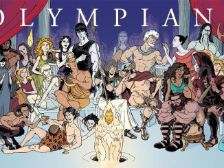 Olympians Animated Series