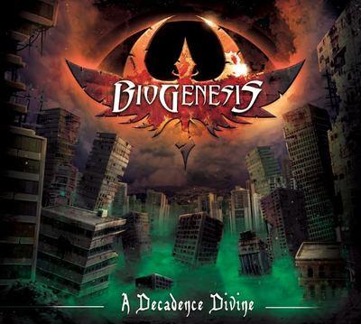BioGenesis ' A Decadence Divine album cover