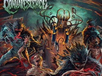 "Convalescence new album cover to ""This Is Hell"""