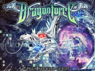 Dragonforce tour poster