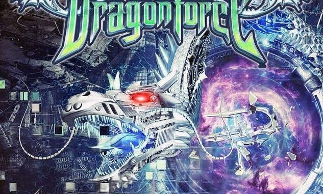 Dragonforce tour poster