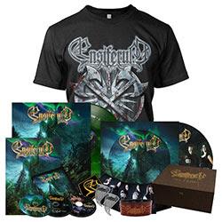 Ensiferum LPs, CDs, T-Shirt, etc.