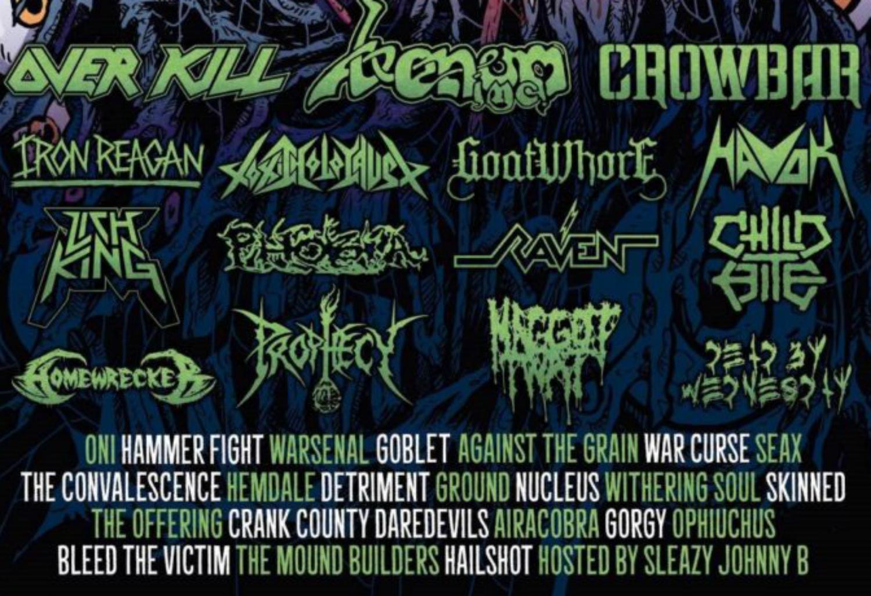 Full Terror Assault 3 bands