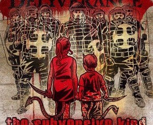 "Deliverance - album cover for ""The Subversive Kind"""