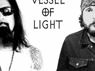 vessel of light self titled album cover