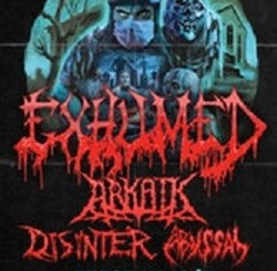 exhumed show
