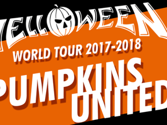 Helloween Pumpkins united Tour