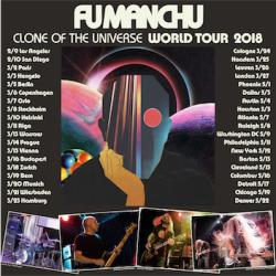 fu manchu album back