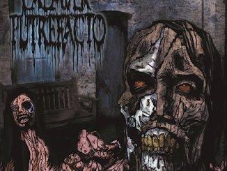 Cadaver Putrefacto, EP cover for La Maldicion del Zombi Errante