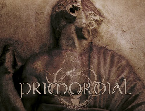 Primordial album cover for