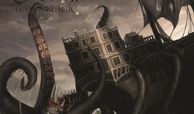 Sanguine Glacialis, Hadopelagic album cover