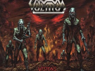 "Violition album cover for ""Visions of the Onslaught"""