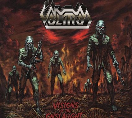 """Violition album cover for """"Visions of the Onslaught"""""""