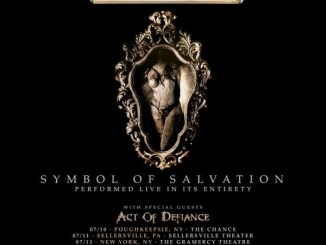 Armored Saint and Act of Defiance at Reggies, July 21, 2018