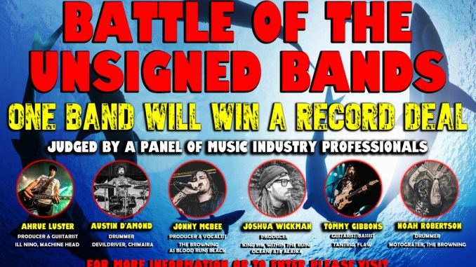 battle of the bands 2 Results