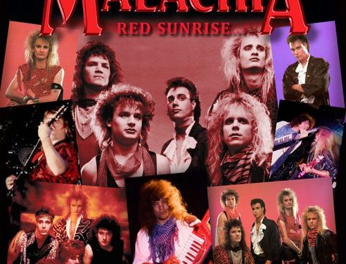 Malachia Releases 2 CD Anthology Set