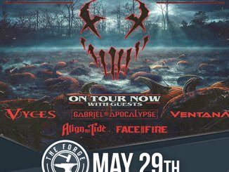 Mushroomhead at The Forge, Tuesday, May 29, 2018